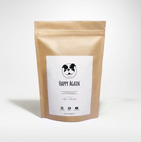 Happy Again — ein Ergänzungsfuttermittel für Hunde